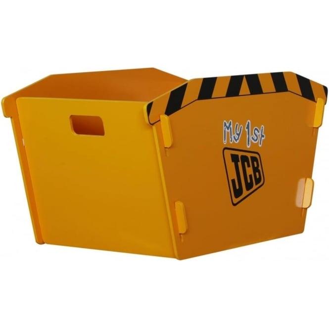Kidsaw JCB Skip Toy Box JCBT