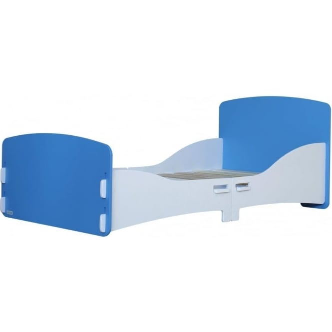 Kidsaw Shorty Junior Bed Blue BSHB