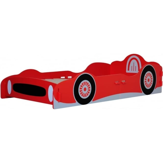 Kidsaw Racing Car Single 3ft Bed RCB