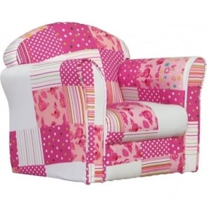 Mini Armchair Patchwork MAPW1