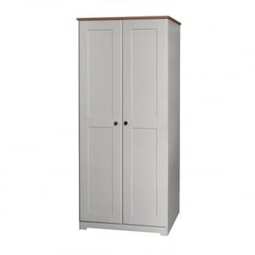 CL580 Colorado Two Door Wardrobe